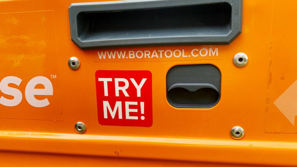 Bora Tools Speed Release
