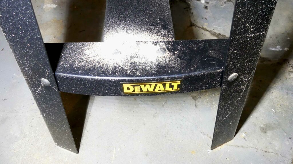 DeWALT Scroll Saw Base