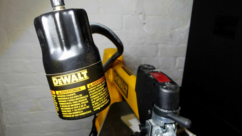 DeWALT Scroll Saw Light