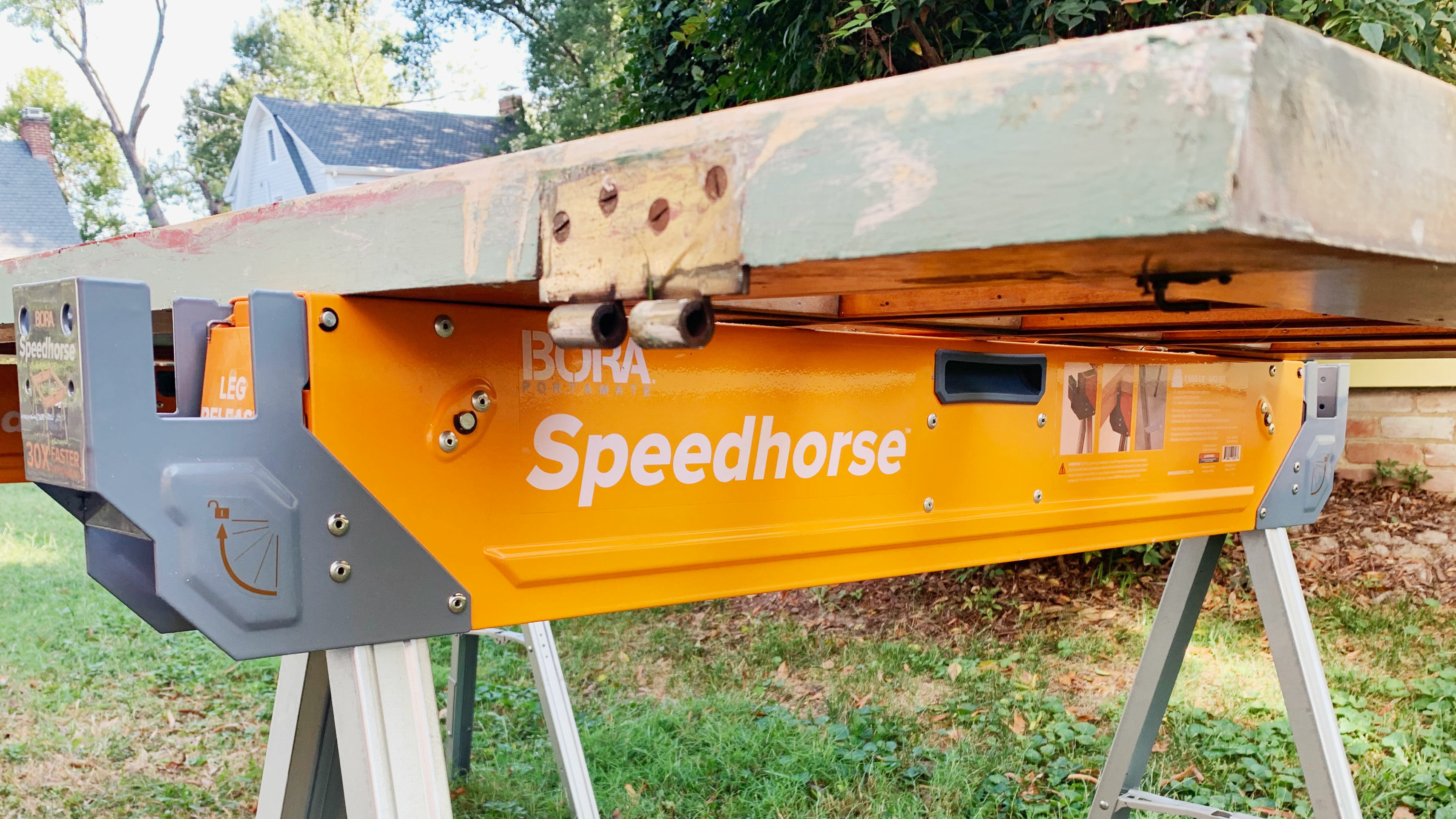 Bora Speedhorse Saw Horses Are Off To The Races