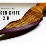 Make Your Own Wooden Knife 2.0