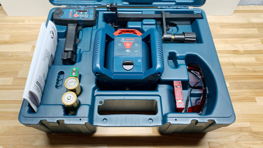Bosch Self Leveling Laser Level