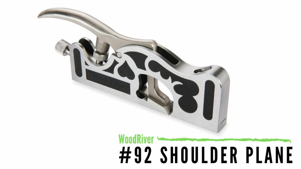 WoodRiver Shoulder Plane Wish List