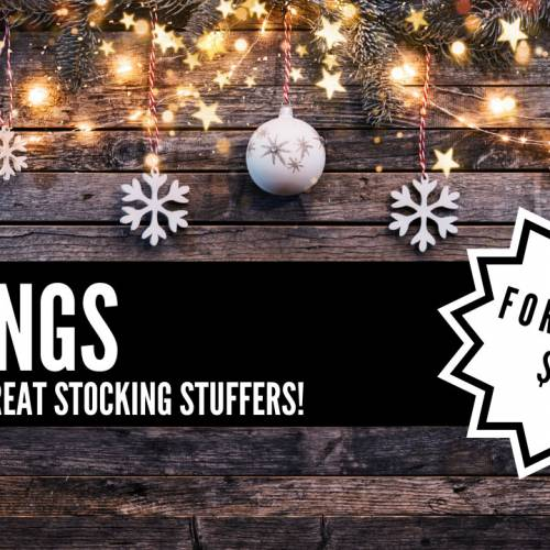 5 Things That Make Great Stocking Stuffers