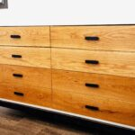 A Simple Modern Dresser