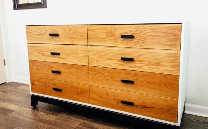 Simple Modern Dresser