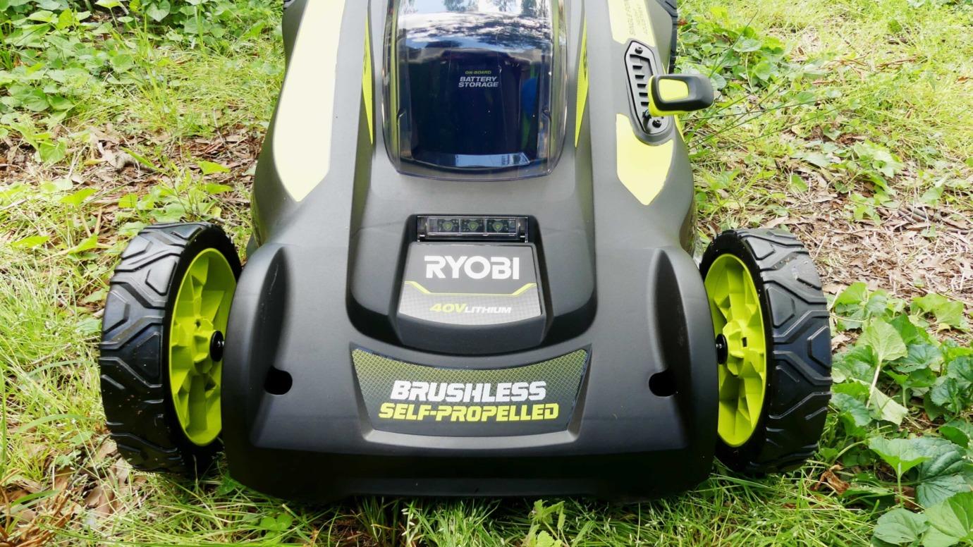 Ryobi 40v Self Propelled Mower