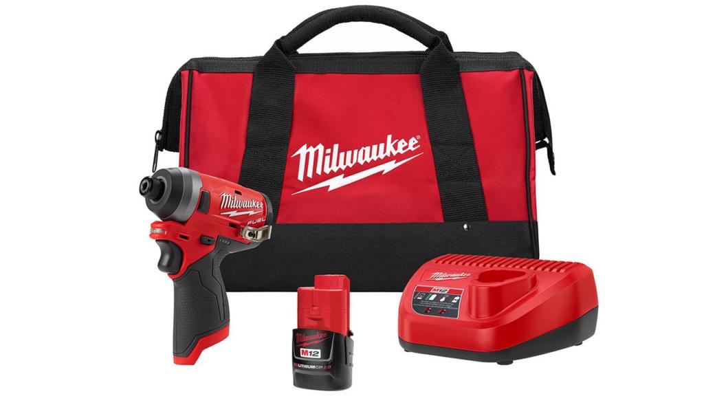 Milwaukee M12 Combo Kit