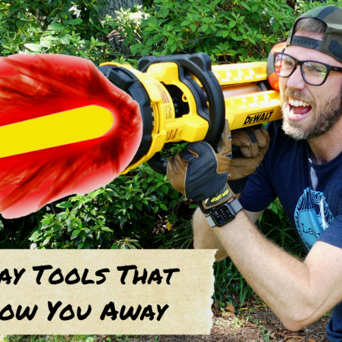 Pack Away Job Site Tools That Will Blow You Away!