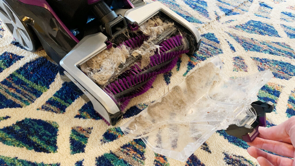 Hoover SmartWash Clean Up