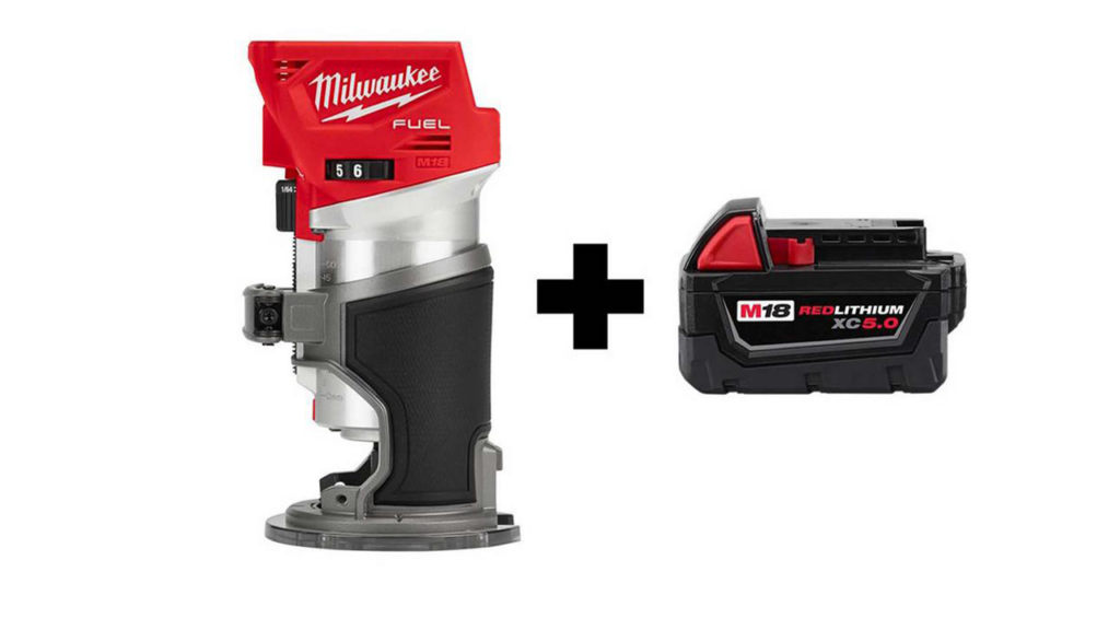 Milwaukee M18 Fuel Router