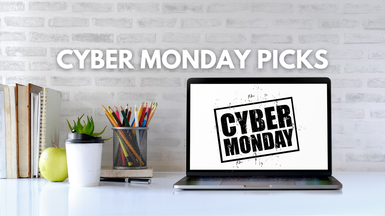 Lazy Guy DIY Cyber Monday Picks
