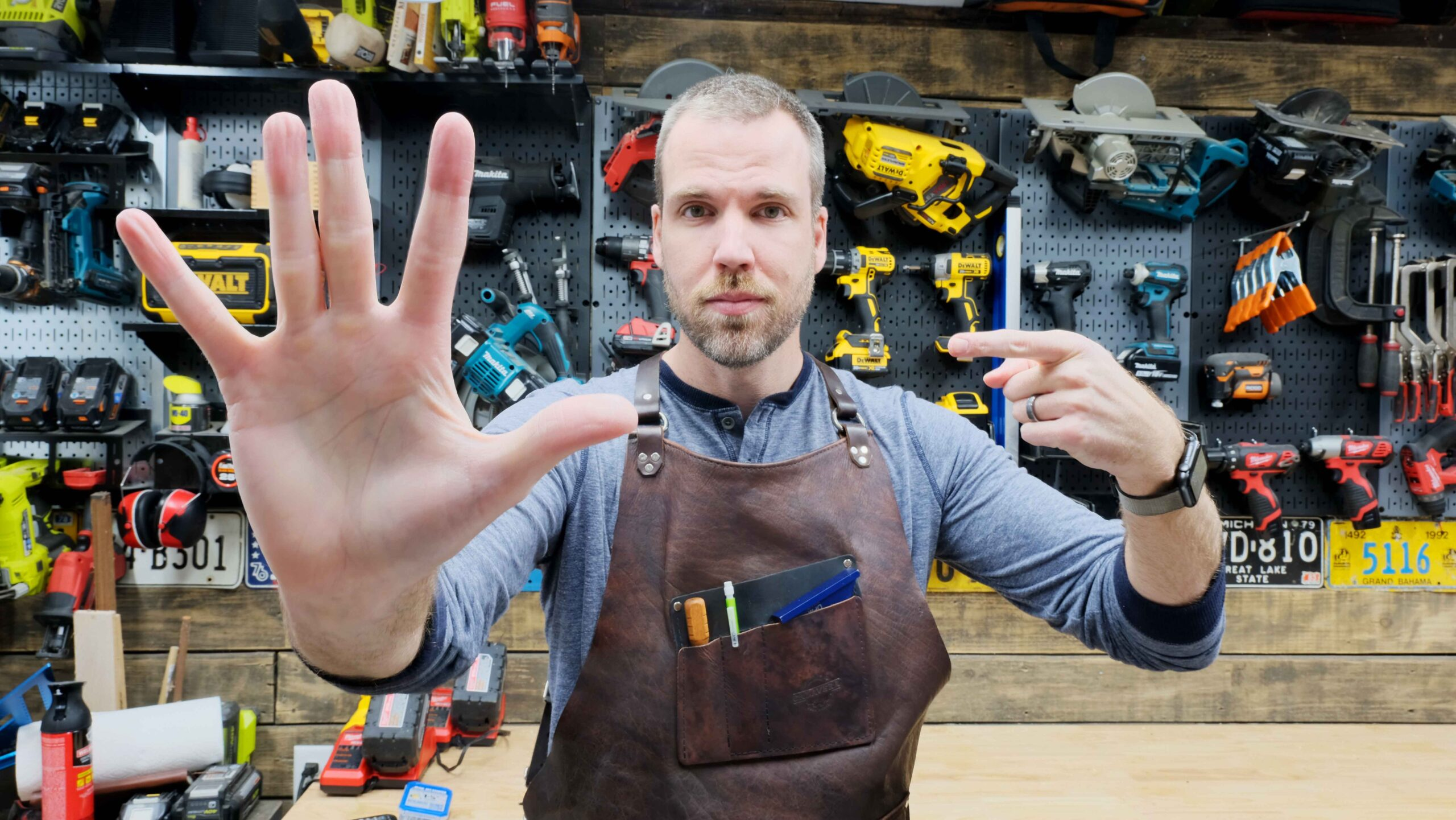 5 Things Beginner Woodworkers and DIY'ers Should Know