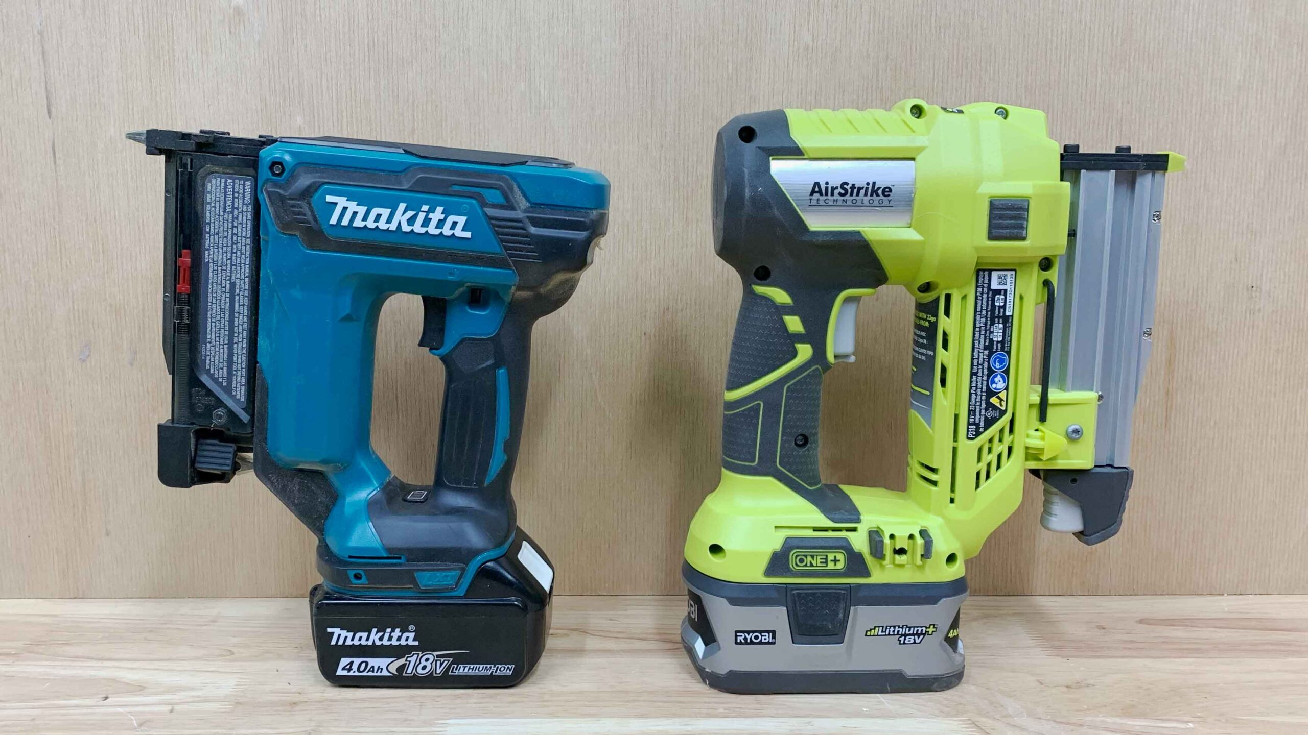 What's The Best Battery Powered Pin Nailer?