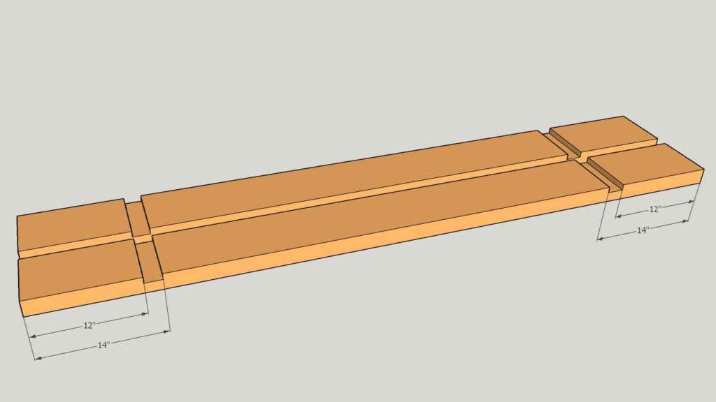 Bench Seat Dados