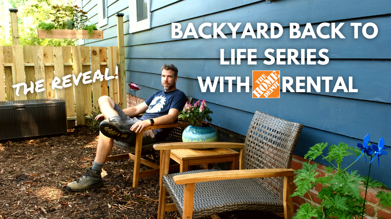 Backyard Back To Life – The Reveal