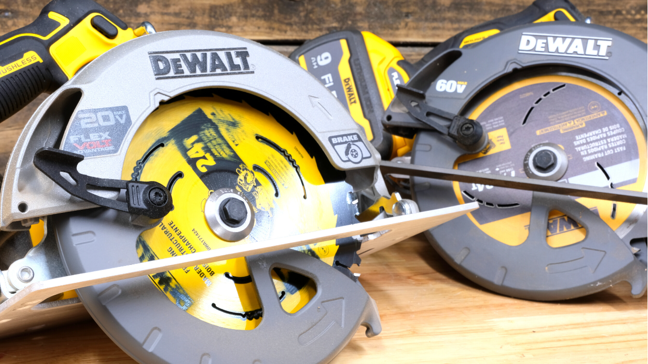 DeWALT Circular Saw | DCS573 or DCS575